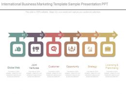 International Business Marketing Template Sample Presentation Ppt