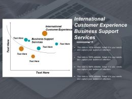 International Customer Experience Business Support Services Cpb