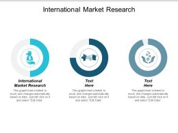 International Market Research Ppt Powerpoint Presentation Diagrams Cpb