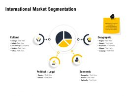International Market Segmentation Ppt Powerpoint Presentation Summary Designs