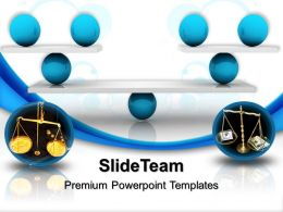 International Marketing Concepts Powerpoint Templates Balance Ppt Layout