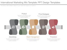 International Marketing Mix Template Ppt Design Templates