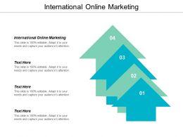 International Online Marketing Ppt Powerpoint Presentation File Master Slide Cpb