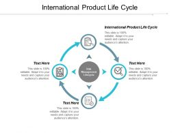 International Product Life Cycle Ppt Powerpoint Presentation Pictures Rules Cpb