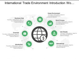 International Trade Environment Introduction Work Overview