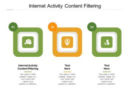 Internet Activity Content Filtering Ppt Powerpoint Presentation Layouts Styles Cpb