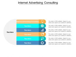 Internet Advertising Consulting Ppt Powerpoint Presentation Inspiration Structure Cpb