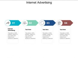 Internet Advertising Ppt Powerpoint Presentation Outline Elements Cpb