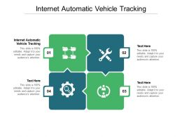 Internet Automatic Vehicle Tracking Ppt Powerpoint Presentation Model Skills Cpb