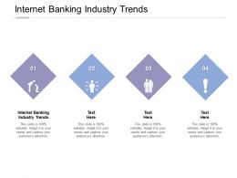 Internet Banking Industry Trends Ppt Powerpoint Presentation Styles Portrait Cpb
