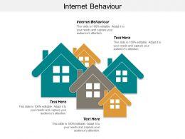 Internet Behaviour Ppt Powerpoint Presentation Inspiration Vector Cpb