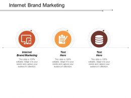 Internet Brand Marketing Ppt Powerpoint Presentation Icon Designs Download Cpb