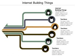 Internet Building Things Ppt Powerpoint Presentation Infographic Template Design Ideas Cpb