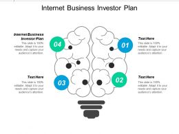 Internet Business Investor Plan Ppt Powerpoint Presentation Infographic Template Shapes Cpb