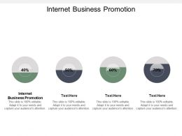 Internet Business Promotion Ppt Powerpoint Presentation Ideas Inspiration Cpb