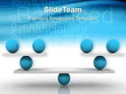 Internet Business Strategy Powerpoint Templates Balance Ppt Slides