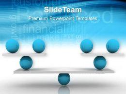 Internet Business Strategy Powerpoint Templates Balance Ppt Slides