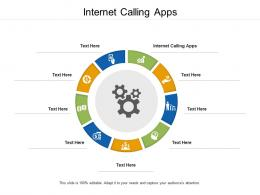 Internet Calling Apps Ppt Powerpoint Presentation Model Portrait Cpb