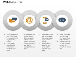Internet Conference Mobile Communication Ppt Icons Graphics
