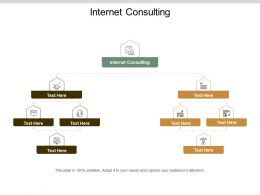 Internet Consulting Ppt Powerpoint Presentation Gallery Slide Download Cpb