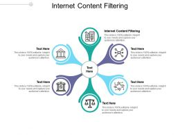 Internet Content Filtering Ppt Powerpoint Presentation Icon Infographics Cpb