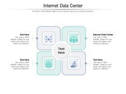 Internet Data Center Ppt Powerpoint Presentation File Model Cpb