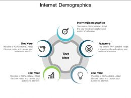 Internet Demographics Ppt Powerpoint Presentation Portfolio Images Cpb