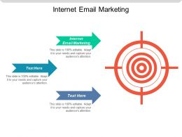 Internet Email Marketing Ppt Powerpoint Presentation Gallery Show Cpb