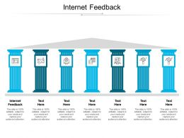 Internet Feedback Ppt Powerpoint Presentation Inspiration Ideas Cpb
