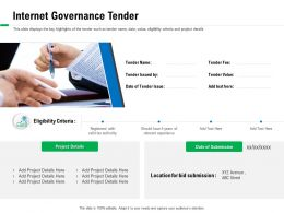 Internet Governance Tender Valid Tax Ppt Powerpoint Presentation Layouts Design Templates