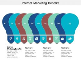 Internet Marketing Benefits Ppt Powerpoint Presentation Icon Graphics Download Cpb