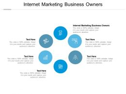 Internet Marketing Business Owners Ppt Powerpoint Presentation Outline Deck Cpb