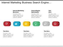 Internet Marketing Business Search Engine Optimization Online Marketing