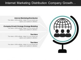 Internet Marketing Distribution Company Growth Strategy Strategy Modeling Cpb