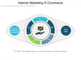 Internet Marketing E Commerce Ppt Powerpoint Presentation Summary Templates Cpb