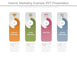 Internet Marketing Example Ppt Presentation