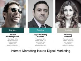 Internet Marketing Issues Digital Marketing Problems Marketing Problems Cpb