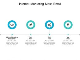 Internet Marketing Mass Email Ppt Powerpoint Presentation Gallery Template