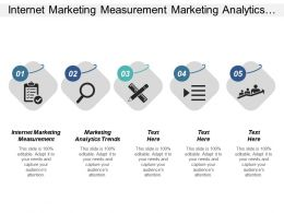 Internet Marketing Measurement Marketing Analytics Trends Cpb