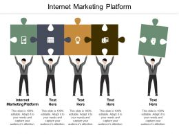 Internet Marketing Platform Ppt Powerpoint Presentation Infographic Template Good Cpb