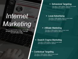 Internet Marketing Ppt Design