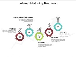 Internet Marketing Problems Ppt Powerpoint Presentation Infographics Graphics Cpb