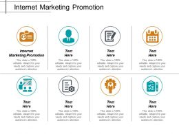 Internet Marketing Promotion Ppt Powerpoint Presentation Pictures File Formats Cpb