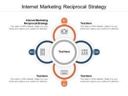 Internet Marketing Reciprocal Strategy Ppt Powerpoint Portfolio Visuals Cpb