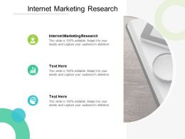 Internet Marketing Research Ppt Powerpoint Presentation Outline Good Cpb