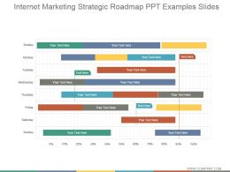 Internet Marketing Strategic Roadmap Ppt Examples Slides