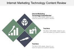 Internet Marketing Technology Content Review Ppt Powerpoint Presentation Portfolio Designs Cpb
