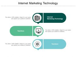 Internet Marketing Technology Ppt Powerpoint Presentation Slides Portrait Cpb