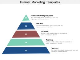 Internet Marketing Templates Ppt Powerpoint Presentation Styles Maker Cpb