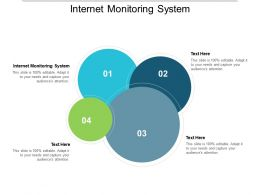 Internet Monitoring System Ppt Powerpoint Presentation Inspiration Outline Cpb